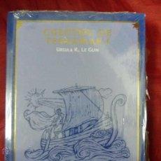 Libros de segunda mano: CUENTOS DE TERRAMAR I - URSULA K. LE GUIN - TIMUN MAS - PRECINTADO. Lote 45610968