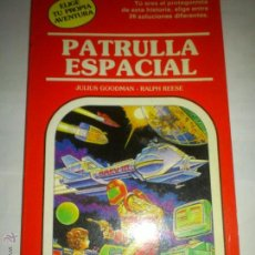 Libros de segunda mano: PATRULLA ESPACIAL 1985 SIN OJEAR. Lote 45665230