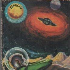 Libros de segunda mano: ESPACIO EL MUNDO FUTURO 98 EDI. TORAY 1958 - FEL MARTY - OBJETIVO, LA LUNA. Lote 45748266