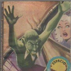 Libros de segunda mano: ESPACIO EL MUNDO FUTURO Nº 284 EDI. TORAY 1962 - CURTIS GARLAND - JOHNNY GARLAND - DIMENSION CERO. Lote 102327928