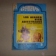 Libros de segunda mano: SELECCIONES GEMINIS Nº 3, NOVELA CIENCIA FICCIÓN, EDICIONES GEMINIS. Lote 45937599