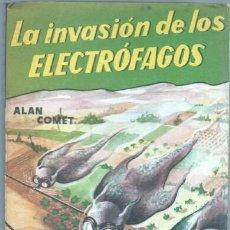 Libros de segunda mano: ROBOT Nº 2 EDITORIAL MANDO - CIENCIA FICCION - ALAN COMET - LA INVASION DE LOS ELECTROFAGOS. Lote 46301891