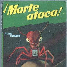 Libros de segunda mano: ROBOT Nº 10 EDITORIAL MANDO - CIENCIA FICCION - ALAN COMET - MARTE ATACA - COMO NUEVO. Lote 46301948