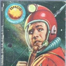 Libros de segunda mano: ESPACIO EL MUNDO FUTURO Nº 82, EDI. TORAY 1968, LOUIS G. MILK - INTRIGA EN LA GALAXIA - . Lote 46302103