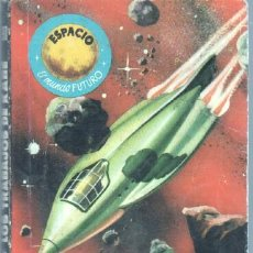 Libros de segunda mano: ESPACIO EL MUNDO FUTURO Nº 91, EDI. TORAY 1958, CLARK CARRADOS - LOS TRABAJOS DEKABÉ. Lote 46302122