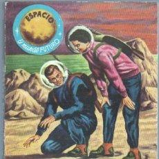 Libros de segunda mano: ESPACIO EL MUNDO FUTURO Nº 118, EDI. TORAY 1958, H.S.THELS - ROBINSON ESTELAR. Lote 46302135