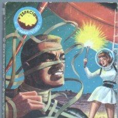 Libros de segunda mano: ESPACIO EL MUNDO FUTURO Nº 282, EDI. TORAY 1962, CLARK CARRADOS - LA GRAN AVENTURA. Lote 46302187