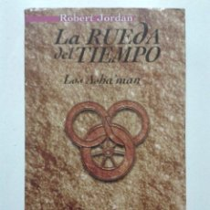 Livres d'occasion: LA RUEDA DEL TIEMPO 9 : LOS ASHA'MAN - ROBERT JORDAN - TIMUN MAS. Lote 46375394