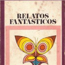 Libros de segunda mano: NOVELA RELATOS FANTÁSTICOS - BIBLIOTECA PEPSI, Nº 1. Lote 46406039