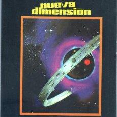 Libros de segunda mano: NUEVA DIMENSION Nº 42 EDICIONES DRONTE 1973 - NORMAN SPINRAD, ASIMOV,ROBERT A. HEINLEIN,FRITZ LEIBER. Lote 46503757
