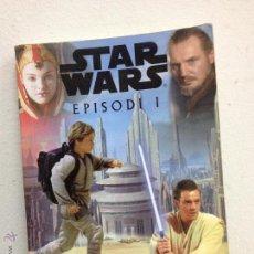 Libros de segunda mano: STAR WARS EPISODI I. Lote 46542341