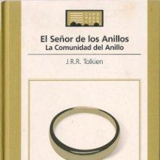 Libros de segunda mano: EL SEÑOR DE LOS ANILLOS. I, LA COMUNIDAD DEL ANILLO / J. R. R. TOLKIEN. Lote 46590620