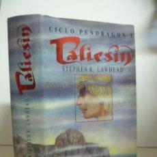 Libros de segunda mano: TALIESIN - STEPHEN R LAWHEAD - CICLO PENDRAGON 1. Lote 46719432
