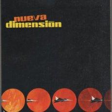 Libros de segunda mano: NUEVA DIMENSION Nº 12 EDICIONES DRONTE 1969, URSULA K. LEGUIN, E.C.TUBB, ROBERT F.YOUNG, JAMES WHITE. Lote 47083863