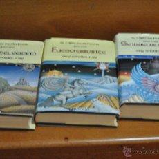 Libros de segunda mano: C62 TIMUN MAS GUY GAVRIEL KAY EL TAPIZ DE FIONAVAR ARBOL VERANO, FUEGO ERRANTE, SENDERO TINIEBLAS. Lote 108750638