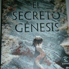 Libros de segunda mano: EL SECRETO GENESIS TOM KNOX 2009. Lote 47119389