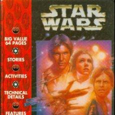 Libros de segunda mano: STAR WARS, THE OFFICIAL SOUVENIR ANNUAL 1998 (TAPA DURA, ULTRA RARA PUBLICACIÓN). Lote 47244209