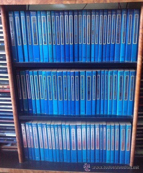 Lote de 19 novelas de la coleccion biblioteca d comprar libros de ciencia ficci n y fantas a - Libreria segunda mano online ...