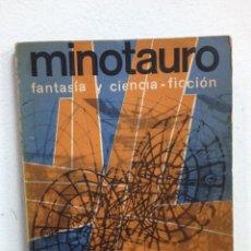 Libros de segunda mano: MINOTAURO NUMERO 3. Lote 47467801