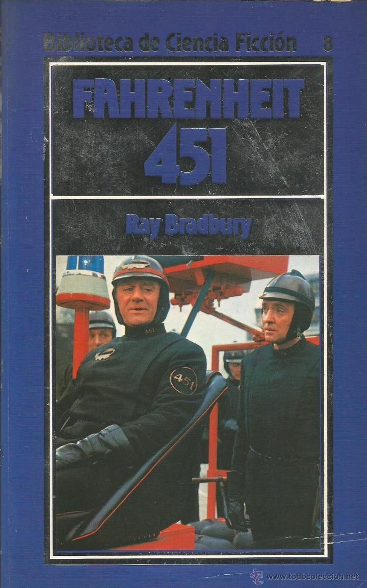 Ray Bradbury Fahrenheit 451 Orbis Comprar Libros De