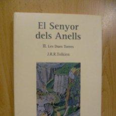 Libros de segunda mano: EL SENYOR DELS ANELLS - II LES DUES TORRES - VICENS VIVES - 1995 (EN CATALÁ). Lote 47512779