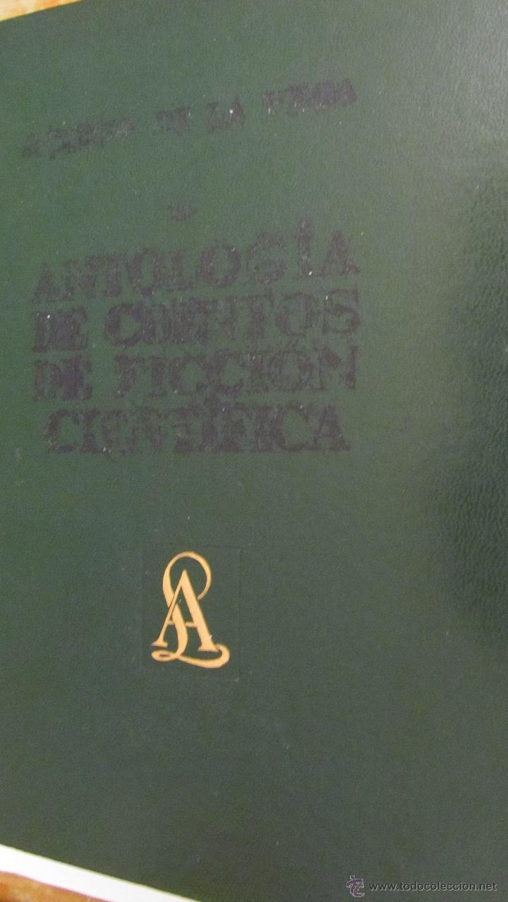 ANTOLOGÍA DE CUENTOS DE FICCIÓN CIENTÍFICA DE J. LASSO DE LA VEGA (LÁBOR) (Libros de Segunda Mano (posteriores a 1936) - Literatura - Narrativa - Ciencia Ficción y Fantasía)