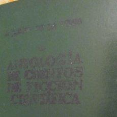 Libros de segunda mano: ANTOLOGÍA DE CUENTOS DE FICCIÓN CIENTÍFICA DE J. LASSO DE LA VEGA (LÁBOR). Lote 47562458