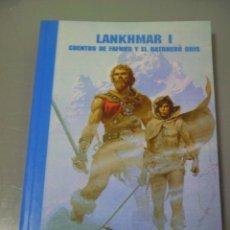 Libros de segunda mano: LANKHMAR I - FRITZ LEIBER . Lote 48267122