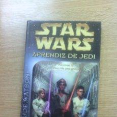 Libros de segunda mano: STAR WARS APRENDIZ DE JEDI #13 RESCATE PELIGROSO. Lote 48632456