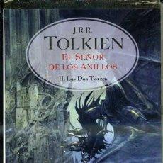 Libros de segunda mano: TOLKIEN : EL SEÑOR DE LOS ANILLOS - LAS DOS TORRES (MINOTAURO 2012) EDICIÓN DE LUJO. Lote 48887045