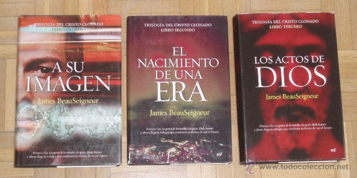 trilogía del cristo clonado: a su imagen- el na - Comprar Libros de ...