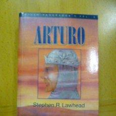 Libros de segunda mano: ARTURO. CICLO PENDRAGÓN 3. STEPHEN LAWHEAD. TIMUN MAS (1997). Lote 49141273