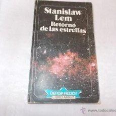 Libros de segunda mano: RETORNO DE LAS ESTRELLAS STANISLAW LEM. Lote 49399947