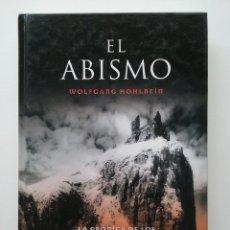 Libros de segunda mano: EL ABISMO - WOLFGANG HOHLBEIN - CRÓNICA DE LOS INMORTALES LIBRO PRIMERO - TIMUN MAS. Lote 54129029