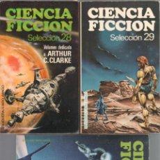 Libros de segunda mano: CIENCIA FICCION BRUGUERA - 36 LIBROS, VER TODAS LAS PORTADAS, ROGER ZELAZNY,PHILIP K.DICK,POUL ANDE. Lote 49481614