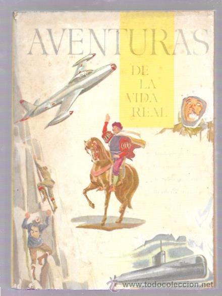 AVENTURAS DE LA VIDA REAL. SELECCIONES DEL READER´S DIGEST LATIN AMERICA, INC. 1960 (Libros de Segunda Mano (posteriores a 1936) - Literatura - Narrativa - Ciencia Ficción y Fantasía)
