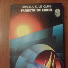 Libros de segunda mano: PLANETA DE EXILIO, URSULA K.LE GUIN, SUPERFICCION, MARTINEZ ROCA. Lote 49986767