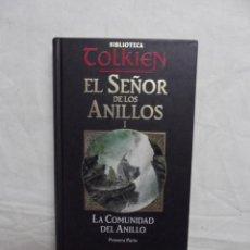 Libros de segunda mano: BIBLIOTECA TOLKIEN - EL SEÑOR DE LOS ANILLOS I - LA COMUNIDAD DEL ANILLO. Lote 50083974