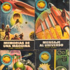 Libros de segunda mano: ESPACIO EL MUNDO FUTURO - LOTE 239 NºS ENTRE 21 Y 494, EXCELENTE ESTADO. Lote 50129168