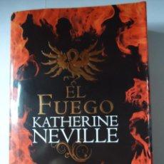 Libros de segunda mano: LIBRO. EL FUEGO DE KATHERINE NEVILLE, EL JUEGO VUELE A EMPEZAR.. Lote 195581197