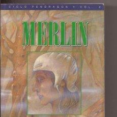 Libros de segunda mano - Merlin, ciclo pendragón vol. 2 - Stephen R. Lawhead - Timun Mas - 50219580
