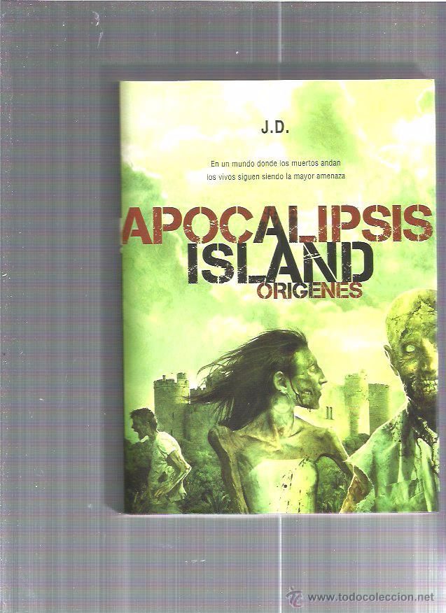 APOCALIPSIS ISLAND ORIGENES (Libros de Segunda Mano (posteriores a 1936) - Literatura - Narrativa - Ciencia Ficción y Fantasía)