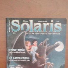 Libros de segunda mano: SOLARIS 6 - REVISTA LA FACTORÍA. Lote 50473507
