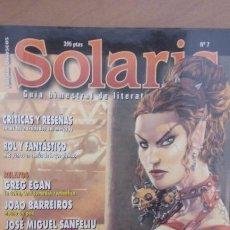 Libros de segunda mano: SOLARIS 7 - REVISTA LA FACTORÍA. Lote 50473524