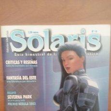 Libros de segunda mano: SOLARIS 16 - REVISTA LA FACTORÍA. Lote 50473594