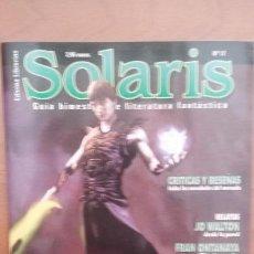 Libros de segunda mano: SOLARIS 17 - REVISTA LA FACTORÍA. Lote 50473620