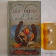 Libros de segunda mano: TOLKIEN. EGIDIO. EL GRANJERO DE HAM. BELLA EDICIÓN ILUSTRADA. 2001. Lote 50481774
