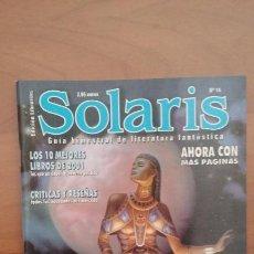 Libros de segunda mano: SOLARIS 14 - REVISTA LA FACTORÍA. Lote 50551404