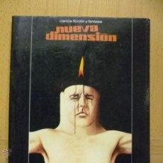 Libros de segunda mano: NUEVA DIMENSION NUM 93 CIENCIA FICCION Y FANTASIA , EDT DRONTE 1977, SEÑALES DE USO. Lote 50560173