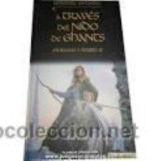 Libros de segunda mano: A TRAVÉS DEL NIDO DE GHANTS. AÑORANZAS Y PESARES III. (TAD WILLIAMS). Lote 50793095